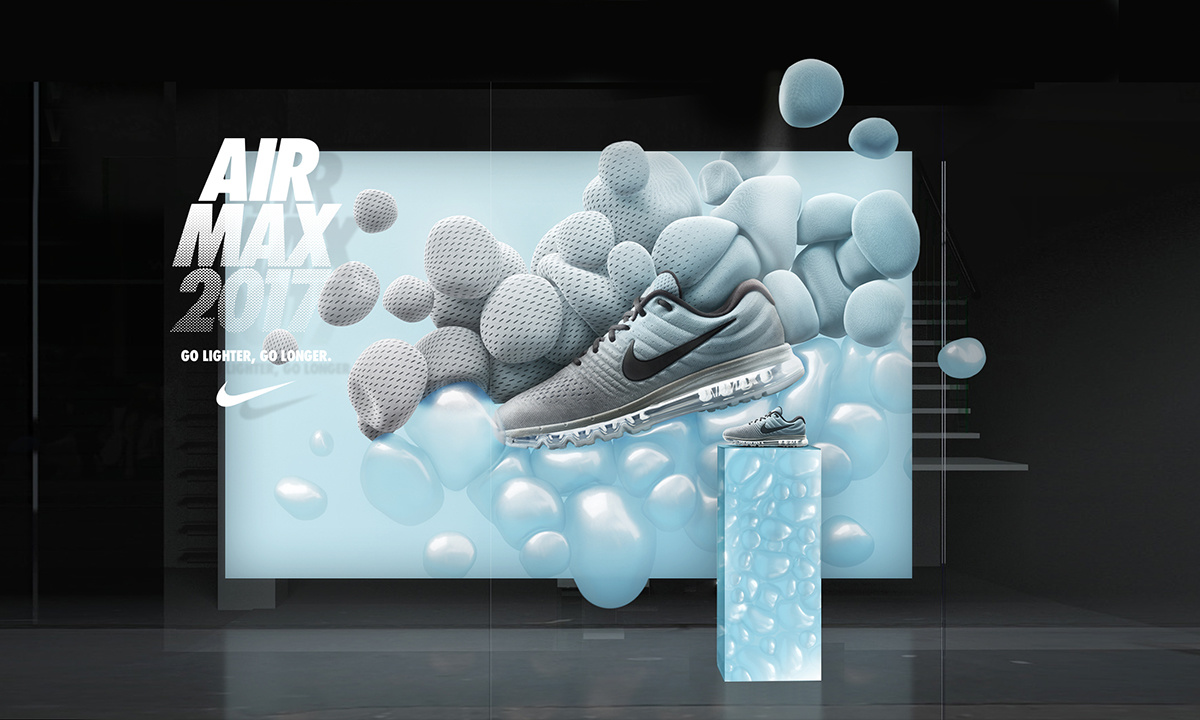 "Nike Campaign | Air Max 2017 ""Go Lighter, Go Longer"""
