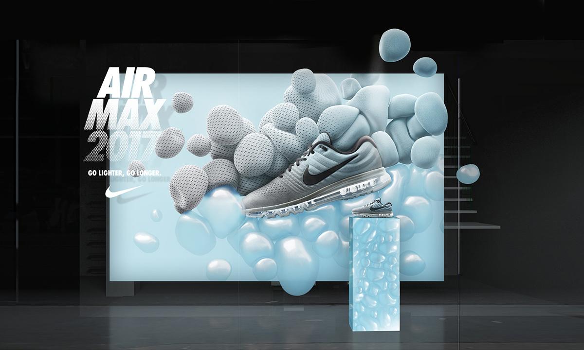 "Nike Campaign | Air Max 2017 ""Go Lighter, Go Longer"""